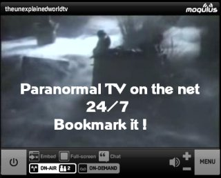 Paranormal TV 24/7 from The Unexplained World